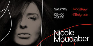 Nicole Moudaber MoodRaw Beograd 2020 jun