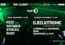 No Sleep festival 2019 half
