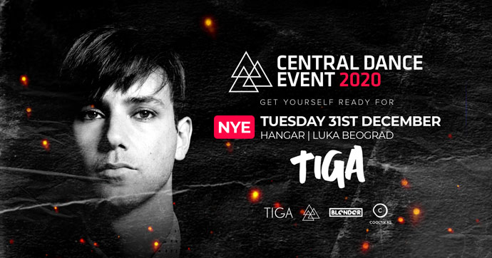 Tiga Central Dance Event 2020 Hangar