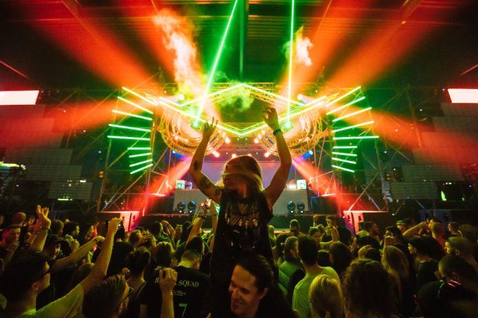 No Sleep festival 2019 beograd hangar