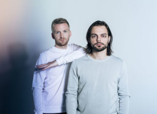 Kiasmos photo by Sigga Ella