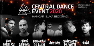 Central Dance Event 2020 Full Line Up
