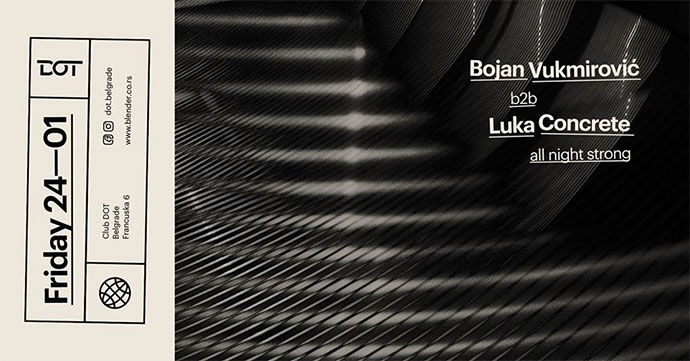 Bojan Vukmirović Luka Concrete DOT
