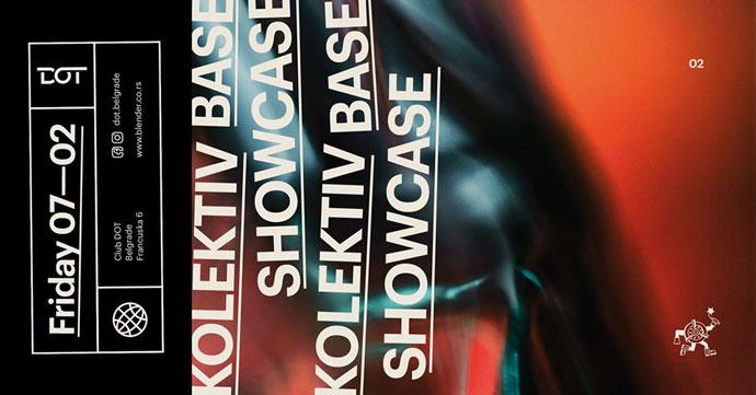 Kolektiv Base Showcase 02 DOT