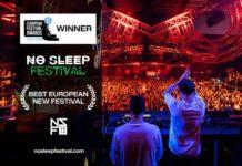 No Sleep Festival Best European New Festival 2020