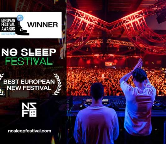 No Sleep Festival Best European New Festival 2020