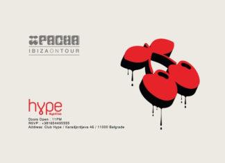 Pacha Ibiza Hype Belgrade 2020