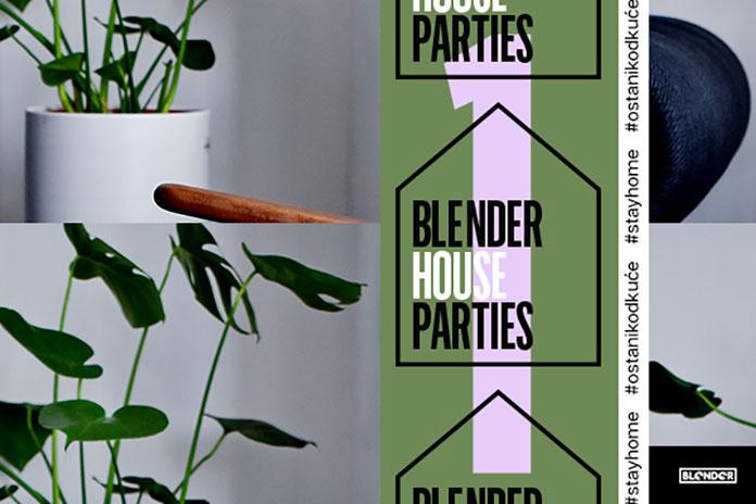 Blender House Parties Vol 1