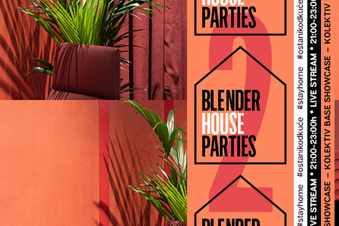Blender House Parties Vol 2