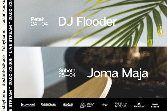 Blender House Parties Vol 5 Flooder Joma Maja