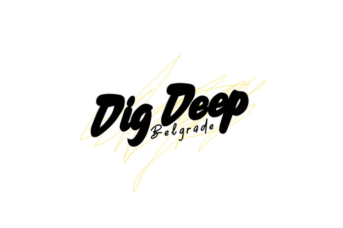 Dig Deep Belgrade logo