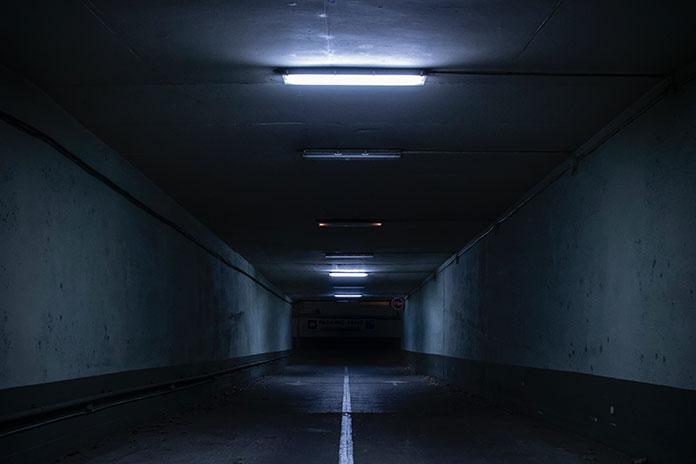 Underground by Anthony Macajone