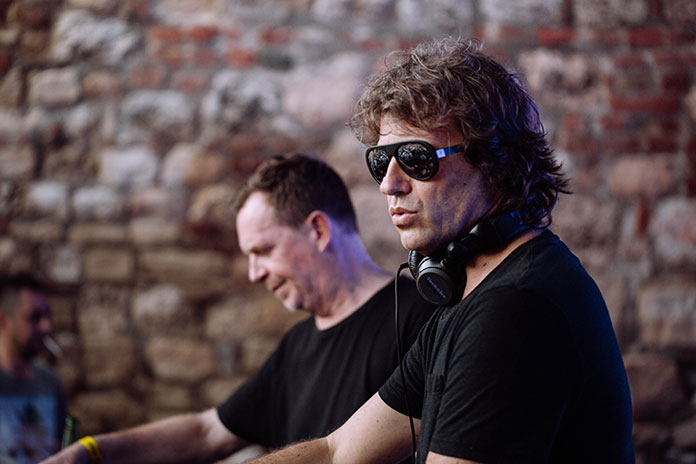 Hernan Cattaneo Nick Warren Barutana by OSC Visual