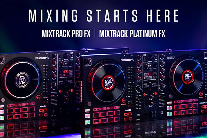 Numark Pro FX Platinum FX