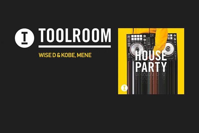 Wise D & Kobe Mene Down Toolroom Records