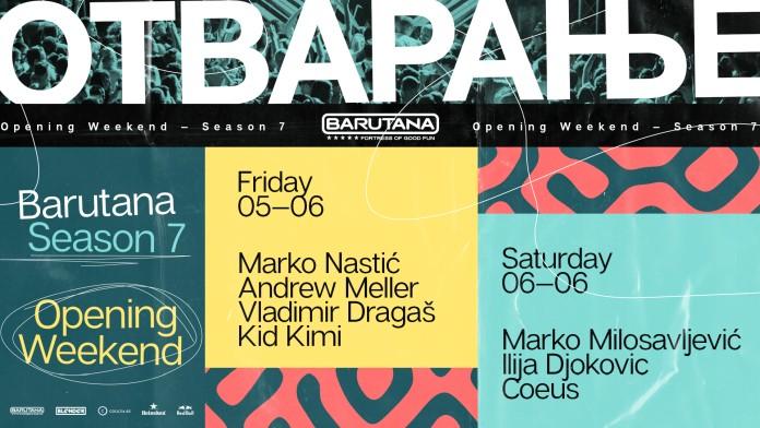barutana-season-7-opening-weekend