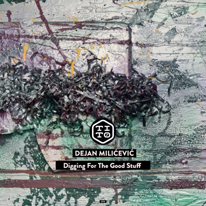 Album cover Dejan Milicevic