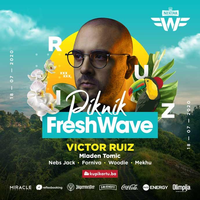 Fresh Wave Piknik Victor Ruiz