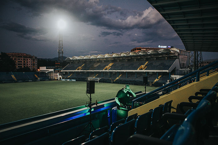DJ GileRZ stadion pod Goricom Platform081