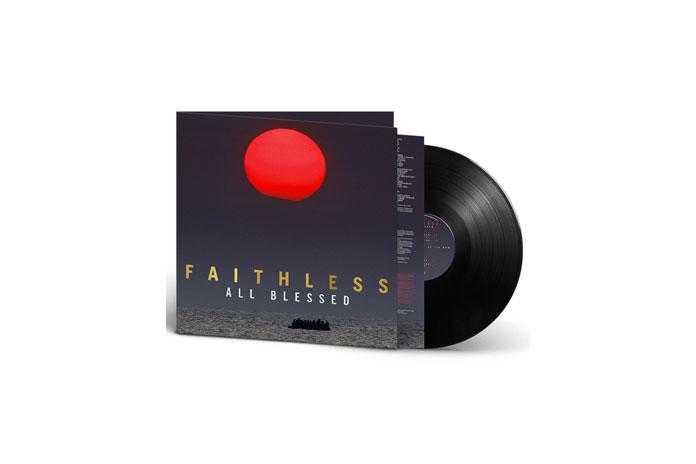 Faithless All Blessed album cover