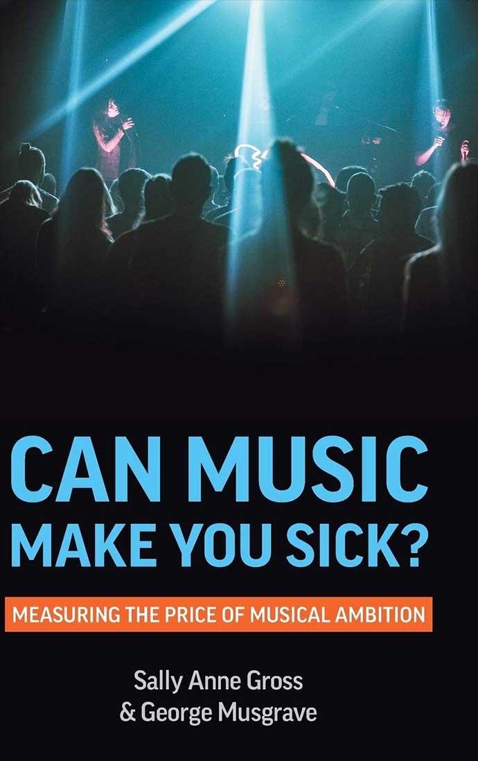 Can Music Make You Sick knjiga
