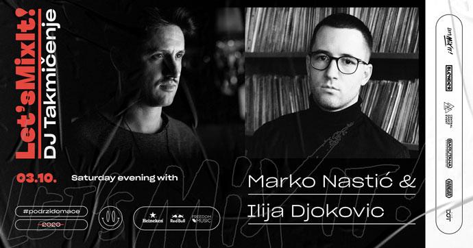 Marko Nastic Ilija Djokovic Barutana