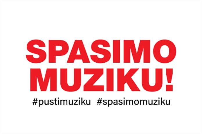 Spasimo muziku u Srbiji
