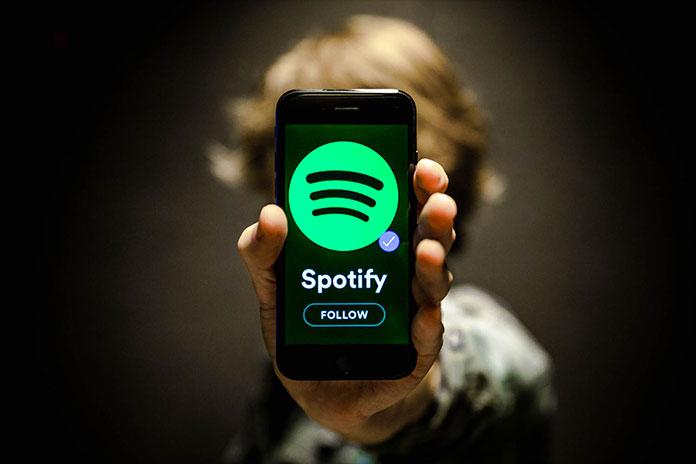 Spotify by Rob Engelaar