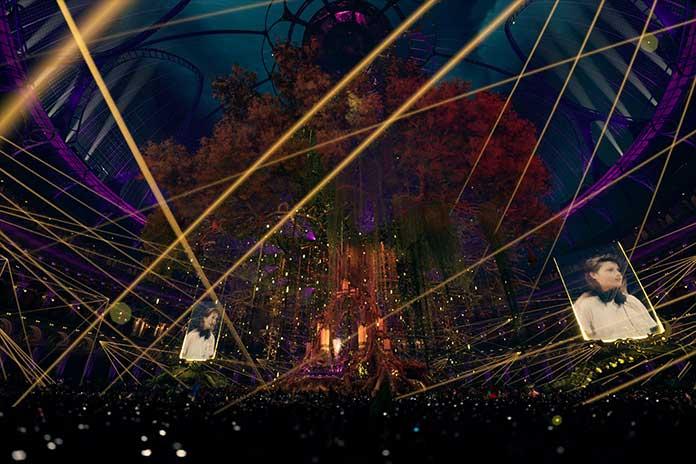 Tomorrowland NYE Charlotte De Witte