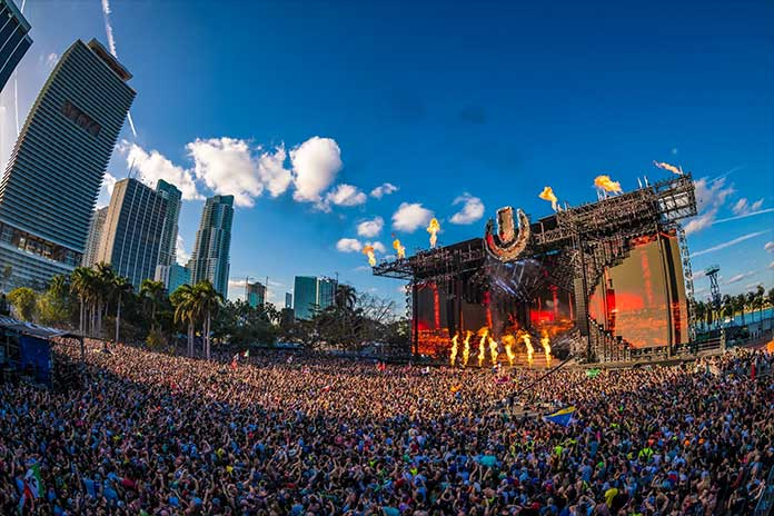 Ultra Music Festival by Alive Coverage