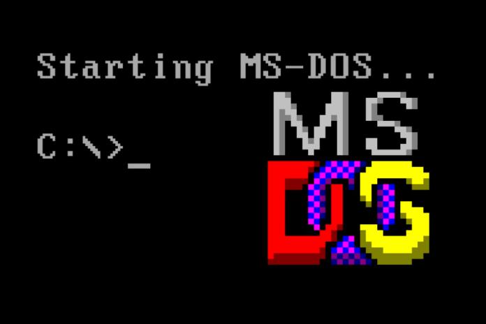 MS DOS muzika