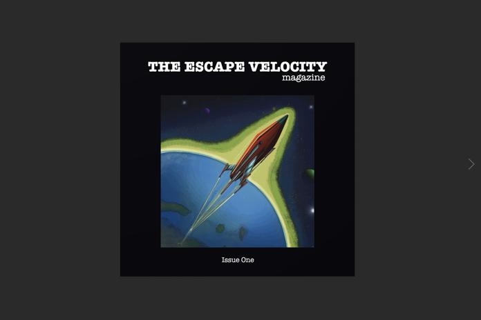 The Escape Velocity magazin Jeff Mills