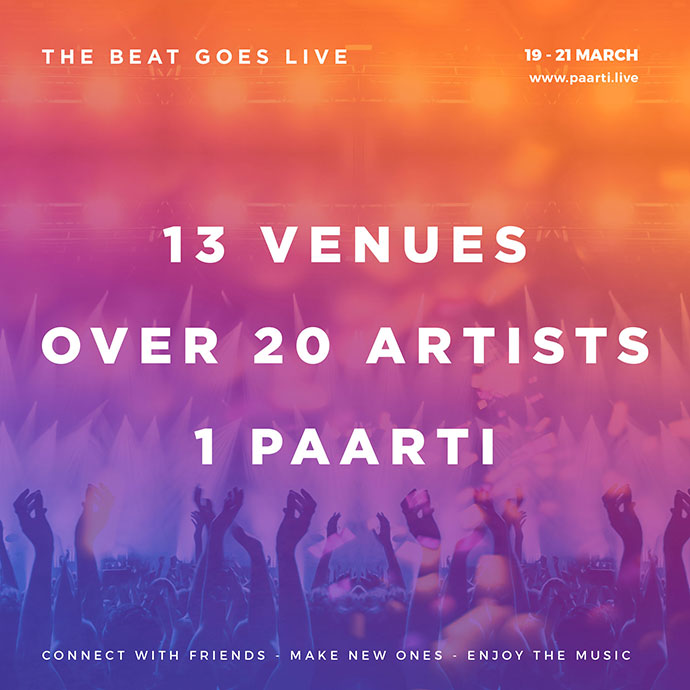 The Beat Goes Live We Love Sound Paarti