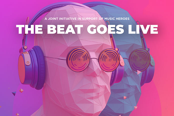 The Beat Goes Live We Love Sound