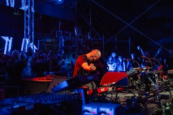 EXIT Dance Arena 2021 Paul Kalkbrenner by Jelena Ivanovic