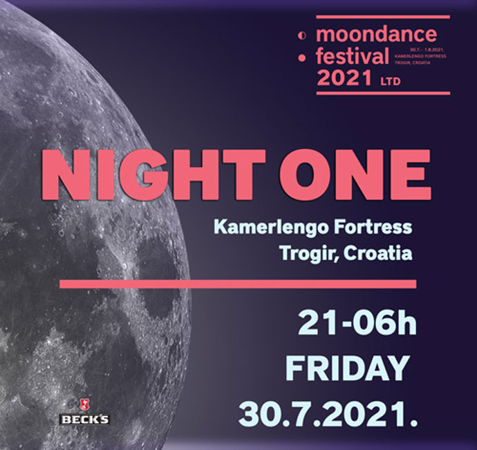 Moondance festival 2021 Dan prvi