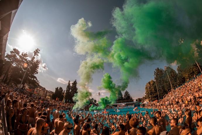 lovefest H2O Stage