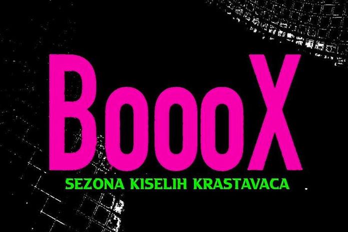BoooX Bend Sezona kiselih krastavaca cover