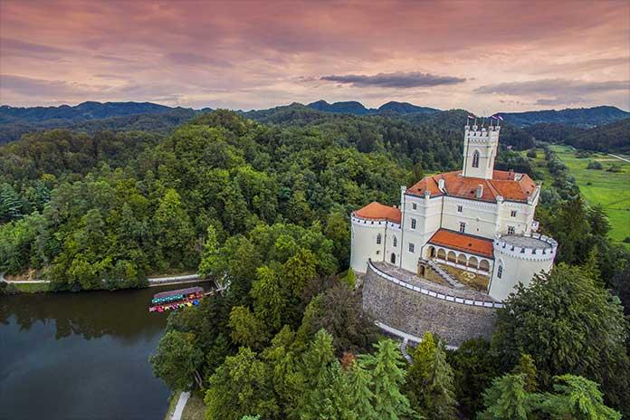 Dvorac Trakoscan