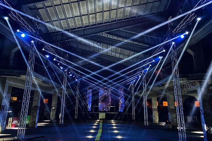 Novi Hangar Luka Beograd produkcija
